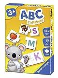 Ravensburger Italy 24103–Lernspiel ABC die Alphabet