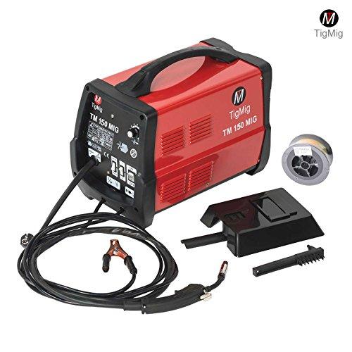 TM 150MIG AC Schweißgerät mit kontinuirlichem Schweißdraht ohne Gas