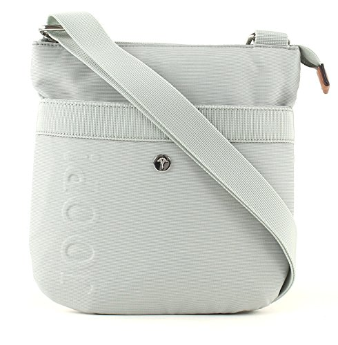 Joop Woman Nylon Naviga Dia Mini ShoulderBag Schultertasche 25 cm Light Grey