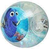 6cm Encontrar Dory Intermitente escarcha Bouncy Ball - Juguetes Light Up - Uno elegidos al azar