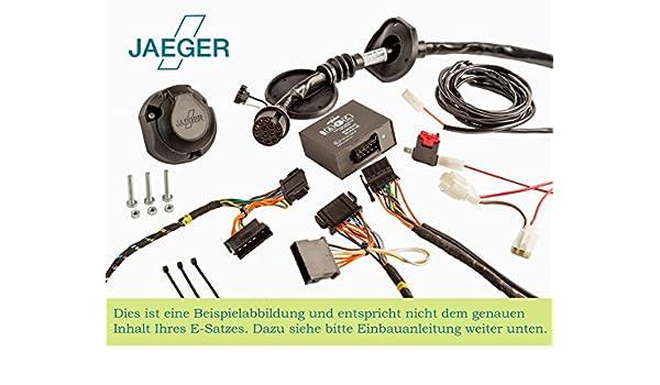 Anh/ängevorrichtung Jaeger 21040103 Elektrosatz