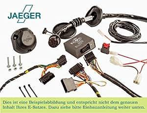 Jaeger 12020101 Kit électrique, dispositif d'attelage