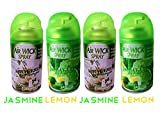 #9: Airwick Fresh Matic Refill 4 Piece Combo Air Fresher