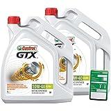 Castrol GTX 10W-40 A3/B4: aceite de motor
