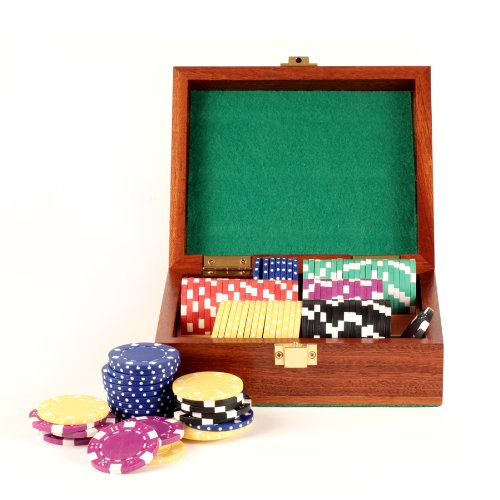 Jaques of London Poker Chips - 120 Deluxe Gaming Chips Jaques of London