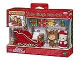 Sylvanian Families 5269 Weihnachtsschlitten Set