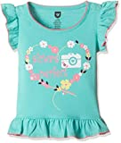 #2: 612 League Baby Girls' T-Shirt (ILS17I78020-12 - 18 Months-GREEN)
