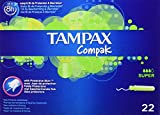 Tampax Centraline percorso Super 22 applicatori tamponi con plastica - Set di 3