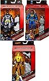 DC Comics DC Comics Multiverse Batman: Year Zero, Reverse Flash & Earth 23 Superman 6 Set of 3 Action Figures by DC Comics