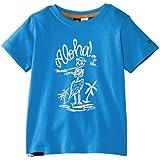 Rip Curl Boy's Aloha Short Sleeve Animal Print T-Shirt