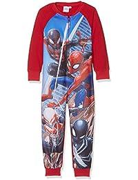 Spiderman Jungen Jumpsuit (Onesie) - rot