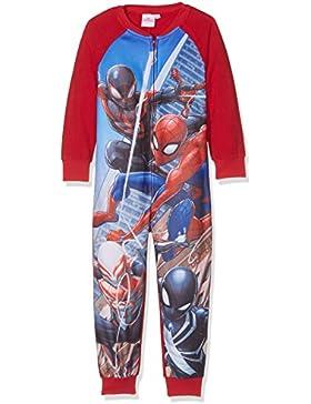 Spiderman Jungen Jumpsuit - rot