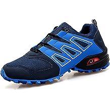 ce5cb2a11b965b CAGAYA Herren Wanderhalbschuhe Rutschfeste Cross Country Laufschuhe Outdoor  Schuhe Trekking Wanderschuhe Sneaker 39-46