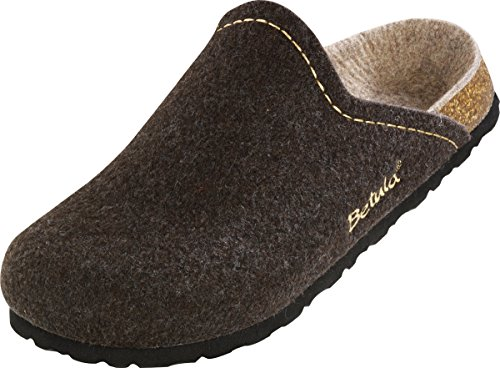 Betula House Soft, Mules mixte adulte brown (122813)