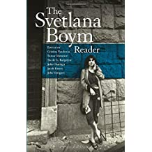 The Svetlana Boym Reader