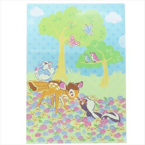 JP Bambi / A4 Single Clear File / 2159686