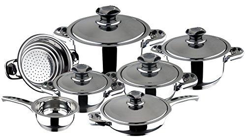 Magefesa Hogar 12Piece Cookware Set