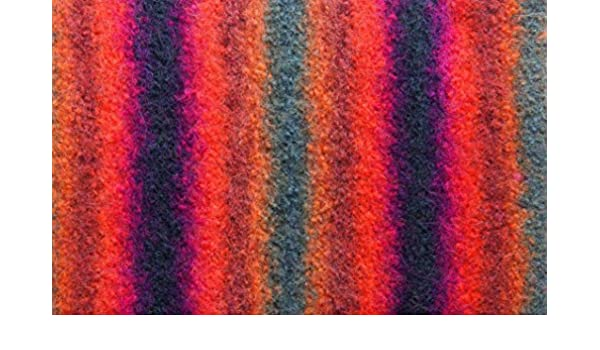 Gründl Filzwolle Spectra Set Hausschuhe inkl. Nadelspiel (06