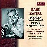 Karl Rankl: Mahler Dukas 1954 by Mahler (2014-01-14)