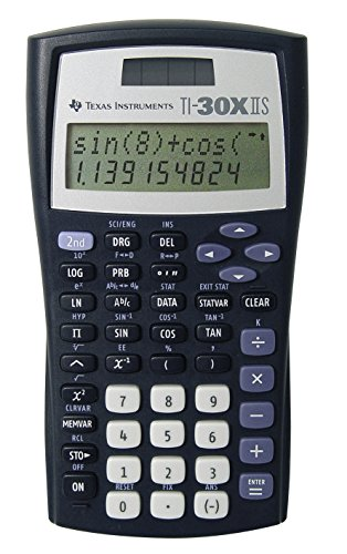 texas-instruments-ti-30-xiis-calculatrice-scientifique