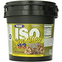 UN, Ultimate Nutrition, 5lb / 2.27kg, ISO Sensation 93 in Chocolate Flavour