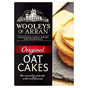 Wooleys of Arran Oatcakes 280g by Wooleys of Arran