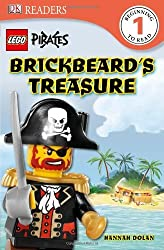 DK Readers L1: LEGO Pirates: Brickbeard's Treasure by Hannah Dolan (2011-02-21)