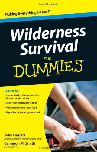 Price comparison product image Wilderness Survival for Dummies