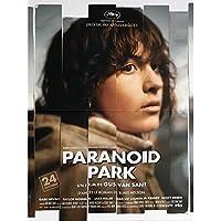 Paranoid Park Movie Poster 15x 21in.–2007–Gus Van