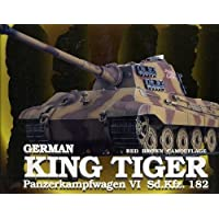 1/35 King Tiger brown camouflage (Full Function RC tank) (japan import) - Compare prices on radiocontrollers.eu