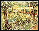 Bild mit Rahmen: Vincent van Gogh,