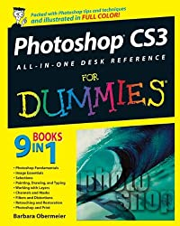 Photoshop CS3 All-in-One Desk Reference For Dummies (For Dummies (Computer/Tech))