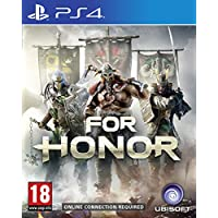 For Honor Video Game for PS4