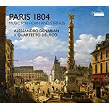 Paris 1804 / Quartetto Delfico