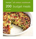 Hamlyn All Colour Cookbook: 200 Budget Meals (Hamlyn All Colour Cookbook) (Paperback) - Common
