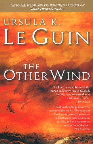Book cover for The Other Wind