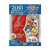 Panini FIFA World Cup 2018 Adrenalin XL AnlasserSammelalbum mit limitierter Auflage (Englische Version)