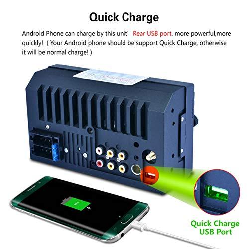 Lecteur MP5 de Voiture RK-7156G, RK-7156G 2Din 7inch Voiture MP5 Bluetooth autoradio FM/RDS autoradio Lecteur de Support multimédia de Lecteur multimédia de Voiture USB TF