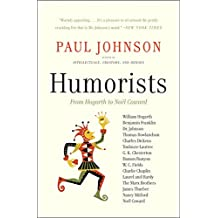 Humorists: From Hogarth to Noel Coward (P.S.)