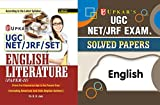 UGC-NET/JRF/SET English Literature - Paper II with solved paper Upkar LATEST EDITION