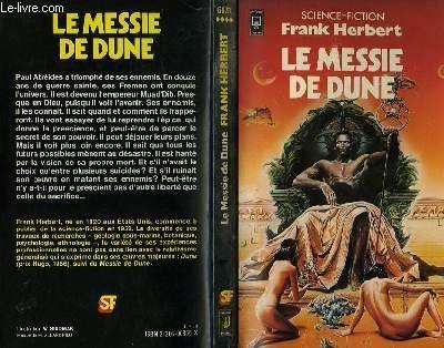 Coffret de 3 Volumes : Dune (tomes 1 et 2) et Le messie de dune