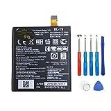 Swark BL-T9 - Batteria per LG Google Nexus 5 LG D820 D821 con strumenti