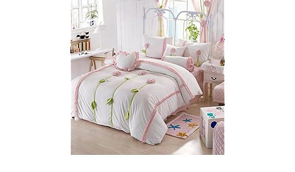 Vierteilige extrem weich warme bedspread kurze plüsch