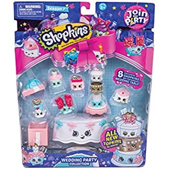 Shopkins HPP083 - Poupée Party - Rainbow Cake