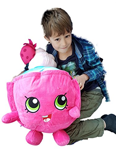 Extra Large Shopkins Cupcake Chic Plush 60cm