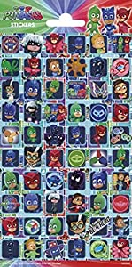 Peterkin 5012 PJMasks - Mini Pegatinas