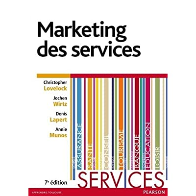 Marketing des services 7e édition