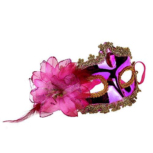 Zolimx Halloween-Ball-Masken-Festliche Partei-Augenmaske zeigte Maske Halloween Kostüm Frauen Masken Venezianische Maskerade Prom Party Sexy - Baby Hitler Kostüm