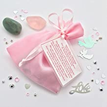 A Bag of Blessings Celebrating the Birth of a New Baby Girl Baby Shower Card/Gift