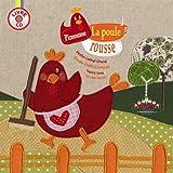 Pimousse la poule rousse (1CD audio)